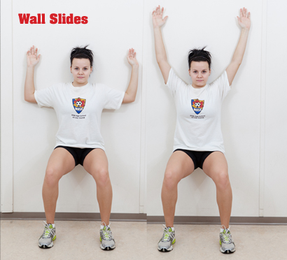 Wall Slides